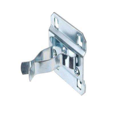 3/4 in. - 1-1/4 in. Hold Range 2 in. Projection Steel Extended Spring Clip for LocBoard (5-Pack)