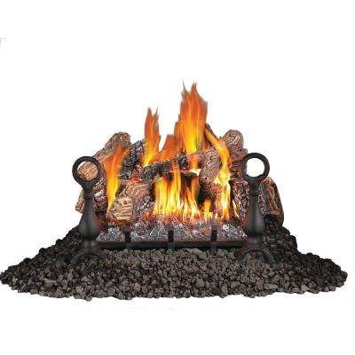 18 in. Vent Free Propane Gas Log Set