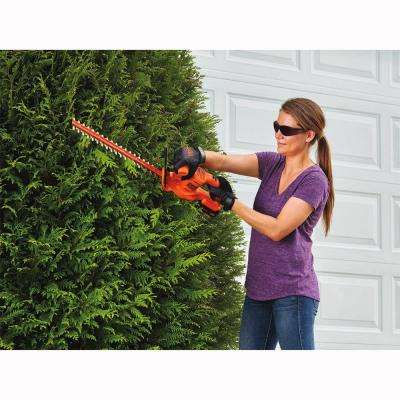 20-Volt Max Lithium-Ion Electric Cordless 18 in. Hedge Trimmer w/ (1) 1.5 Ah Battery & Charger