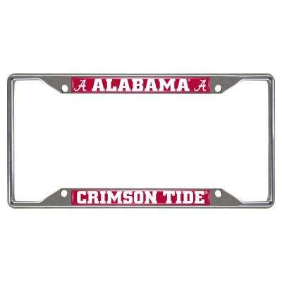 NCAA - University of Alabama License Plate Frame