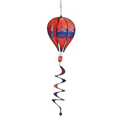 NCAA Mississippi Rebels Hot Air Balloon Spinner