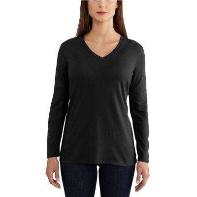 Women's Lockhart Long Sleeve V-Neck T-Shirt