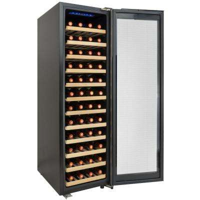 15.5 in. 58-Bottle Wine and 116-Can Compressor Beverage Cooler