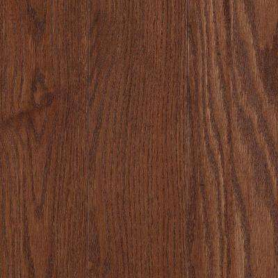 Yorkville Gingersnap Oak 3/4 in. Thick x 5 in. Wide x Random Length Solid Hardwood Flooring (19 sq. ft. / case)