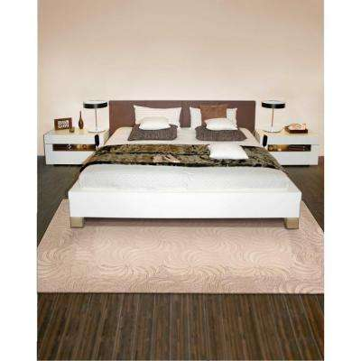 Contour Taupe 7 ft. x 9 ft. Area Rug
