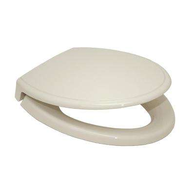 Toto Elongated Closed Front Toilet Seat in Sedona Beige