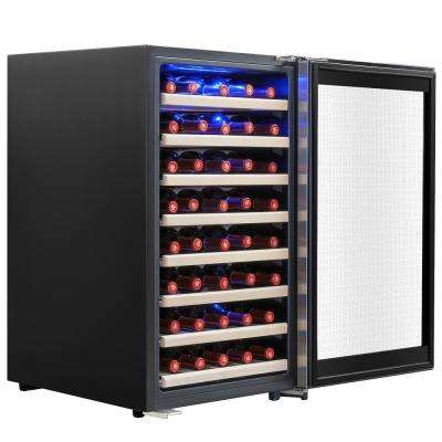19.5 in. 52-Bottle Compressor Wine Cooler