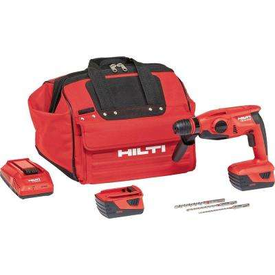 TE 2-A 18-Volt Lithium-Ion SDS-Plus Cordless Rotary Hammer Drill