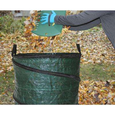 Leaf Hand Rake Claws Easy Outdoor Leaf Yard Cleanup (1-Pair)
