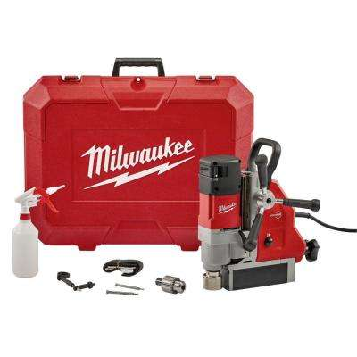 Milwaukee 13 Amp 1-5/8 in. Magnetic Drill Kit