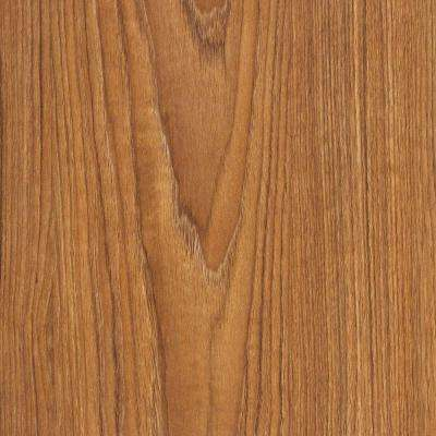 48 in. x 96 in. Laminate Sheet in Nepal Teak FineGrain