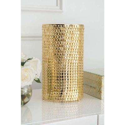 Arles 11 in. Brass Table Lamp