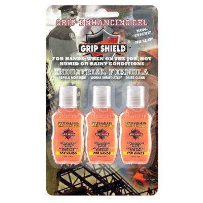 3-Count 1.5 oz. Value Pack Industrial Formula Sweat Repellent for Hands