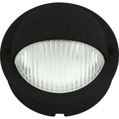 Low Voltage LED 1.5-watt Black Landscape Decklight