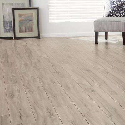 EIR El Norte Oak 8 mm Thick x 7.64 in. Wide x 47.80 in. Length Laminate Flooring (1521 sq. ft. / pallet)