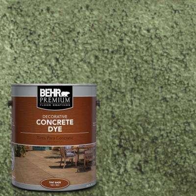 #CD-819 Jungle Moss Concrete Dye