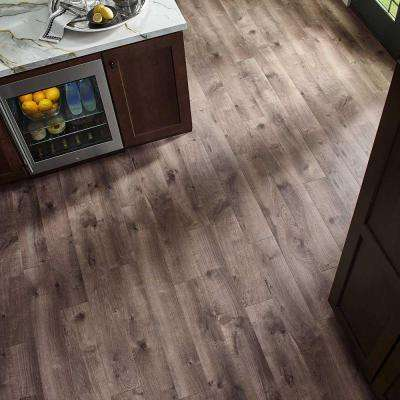 XP Warm Grey Oak 8 mm Thick x 6-1/8 in. Wide x 47-1/4 in. Length Laminate Flooring (515.84 sq. ft. / pallet)