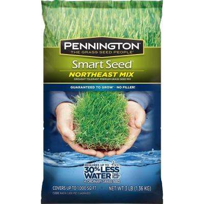 Smart Seed 3 lb. Northeast Mix Grass Seed