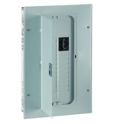 PowerMark Gold 100 Amp 18-Space 18-Circuit 3-Phase Indoor Main Breaker Circuit Breaker Panel