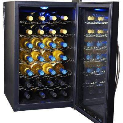 28-Bottle Thermoelectric Wine Cooler