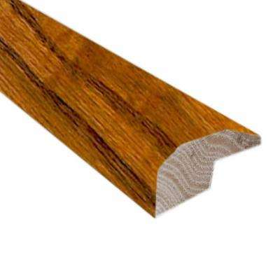 Oak Old World 0.88 in. Thick x 2 in. Wide x 78 in. Length Carpet Reducer/Baby Threshold Molding