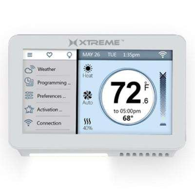 Wi-Fi Thermostat with Screen