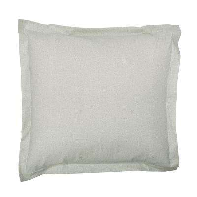 Marble Cotton Percale Sham
