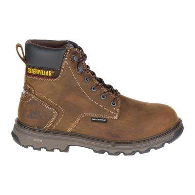 Men's Precision Waterproof 6 inch Work Boots - Soft Toe