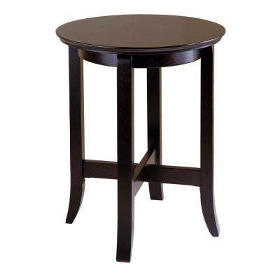Toby Espresso End Table