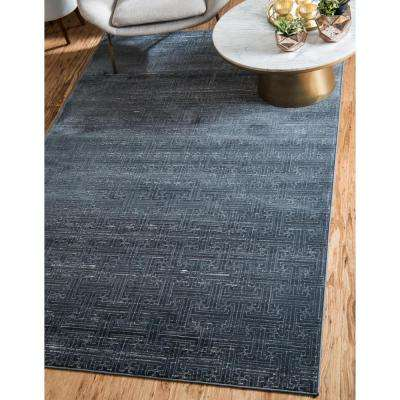Uptown Collection by Jill Zarin™ Park Avenue Navy Blue 9' 0 x 12' 0 Area Rug