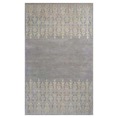 Grey Traditions 5 ft. x 8 ft. Area Rug
