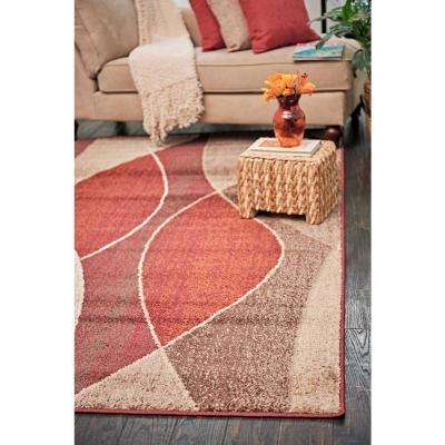 Autumn Plantation Multi 2' 6 x 10' 0 Runner Rug