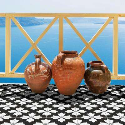 Kasbah 8 in. x 8 in. Glazed Porcelain Floor and Wall Tile (5.33 sq. ft. / case)
