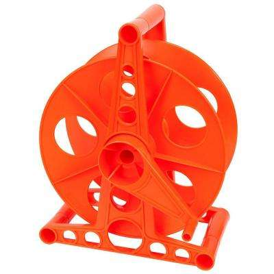150 ft. 16/3-Gauge Cord Storage Reel with Stand