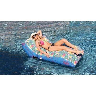 Oversized Single Pool Lounger