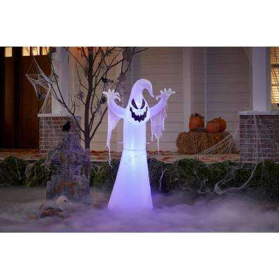 5 ft. Ghoul Ghost Halloween Inflatable