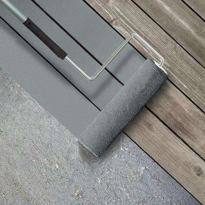 5 gal. #SC-119 Colony Blue Smooth Solid Color Exterior Wood and Concrete Coating