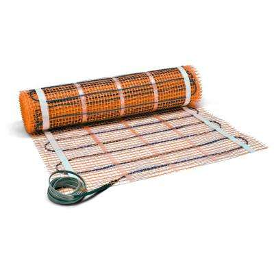 40 ft. x 30 in. 240V Radiant Floor Warming Mat