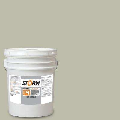 Category 4 5 gal. Natural Clay Matte Exterior Wood Siding 100% Acrylic Stain