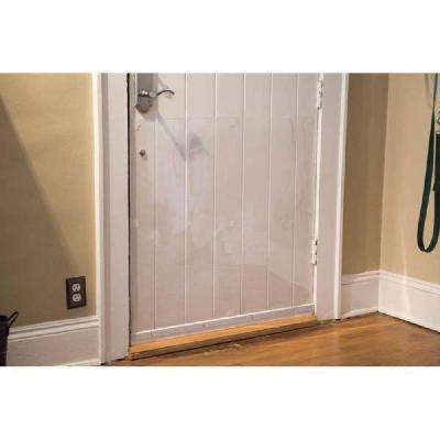 33 in. x 35 in. Door Shield Protection from Pet Scratches