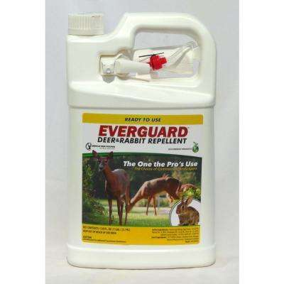 1 Gal. Ready-to-use Deer and Rabbit Repellent