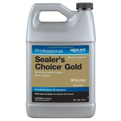 Aqua Mix Sealer's Choice Gold 1 Gal. Penetrating Sealer