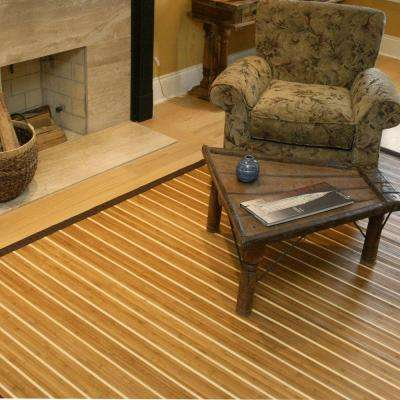 Premier Brown and Light Brown Striped 2 ft. x 3 ft. Area Rug