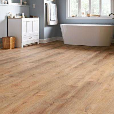 Fresh Oak 8.7 in. W x 47.6 in. L Luxury Vinyl Plank Flooring (20.06 sq. ft. / case)