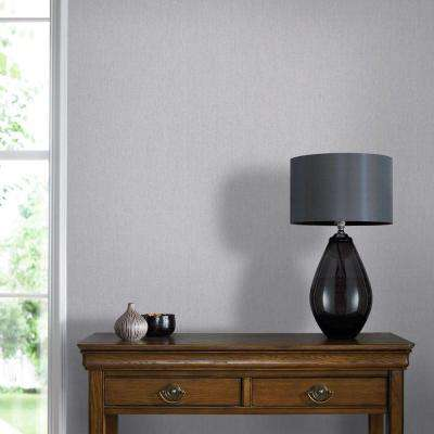 Gray Calico Removable Wallpaper