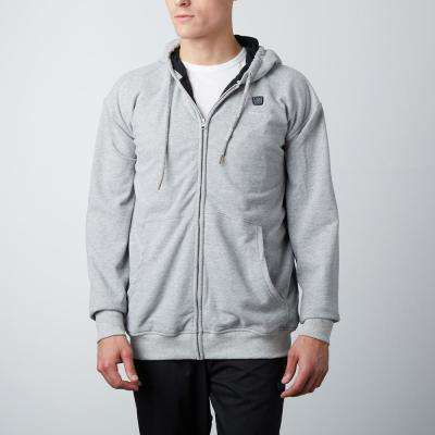 Heated Hoodie with Battery Pack
