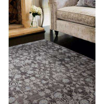 Soignee Chester Taupe 12 ft. 6 in. x 15 ft. 8 in. Oversize Rug