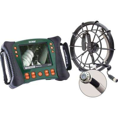 Plumbing Videoscope Kit with 10 Meter Cable
