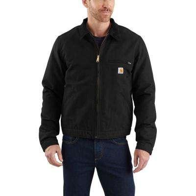 Men's Cotton Washed Duck Detroit Jacket