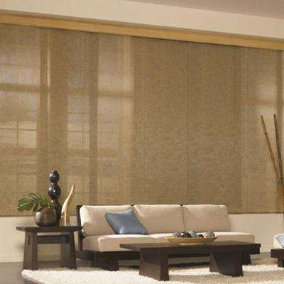 panel track blinds - blinds - the home depot